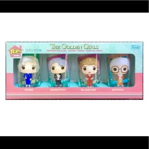 Funko POP Home Golden Girls Drinking Glass Set